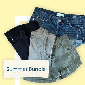 2/$18 Summer Bundle / Size Small / Shorts / Tanks